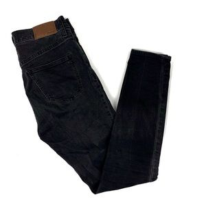 Madewell High Riser Skinny Jean